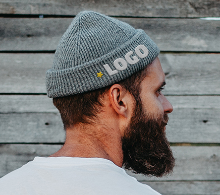 Personalised Beanie homme ou femme