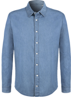 Shirt Men Stanley Innovates Denim