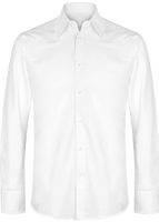 Slim fit Shirt Men Luxury long sleeve