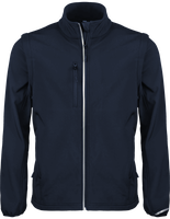 Veste sport Unisexe Softshell Manches Amovibles