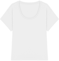 T-shirt Loose col rond - Stella Chiller