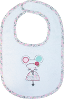 Baby Bib small tooth Fairy
