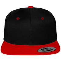 Snapback cap two-one
