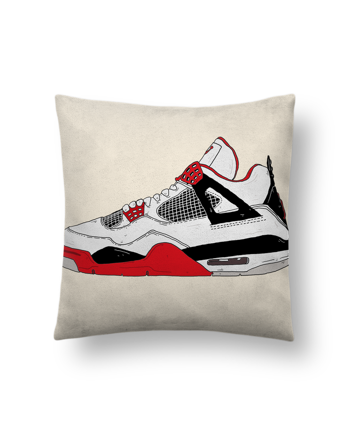 Cushion suede touch 45 x 45 cm Jordan by Nick cocozza