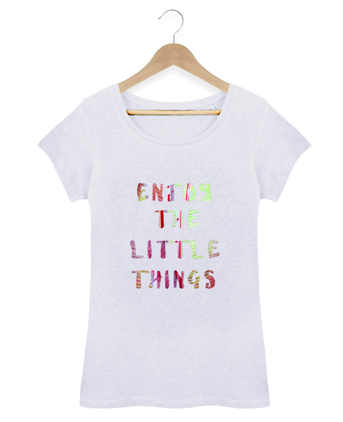 T-shirt Women Stella Loves Enjoy the little things by Les Caprices de Filles