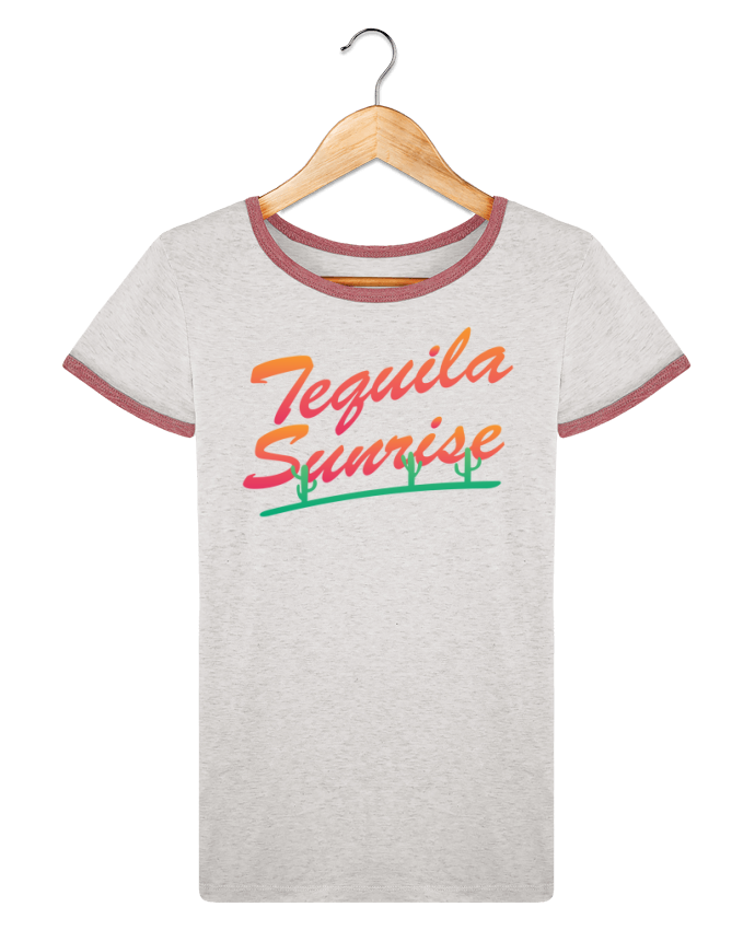 T-shirt Women Stella Returns Tequila Sunrise pour femme by tunetoo