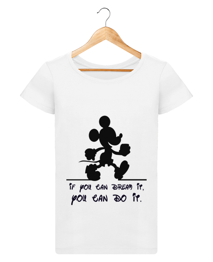 T-shirt Women Stella Loves MICKEY DREAM by stephfen