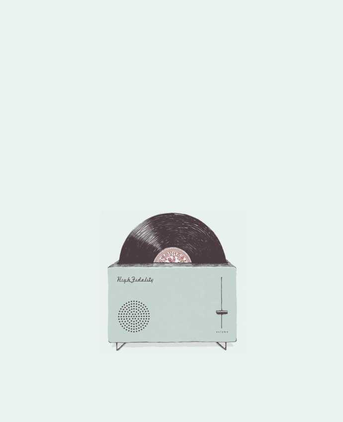 Tote Bag cotton High Fidelity by Florent Bodart