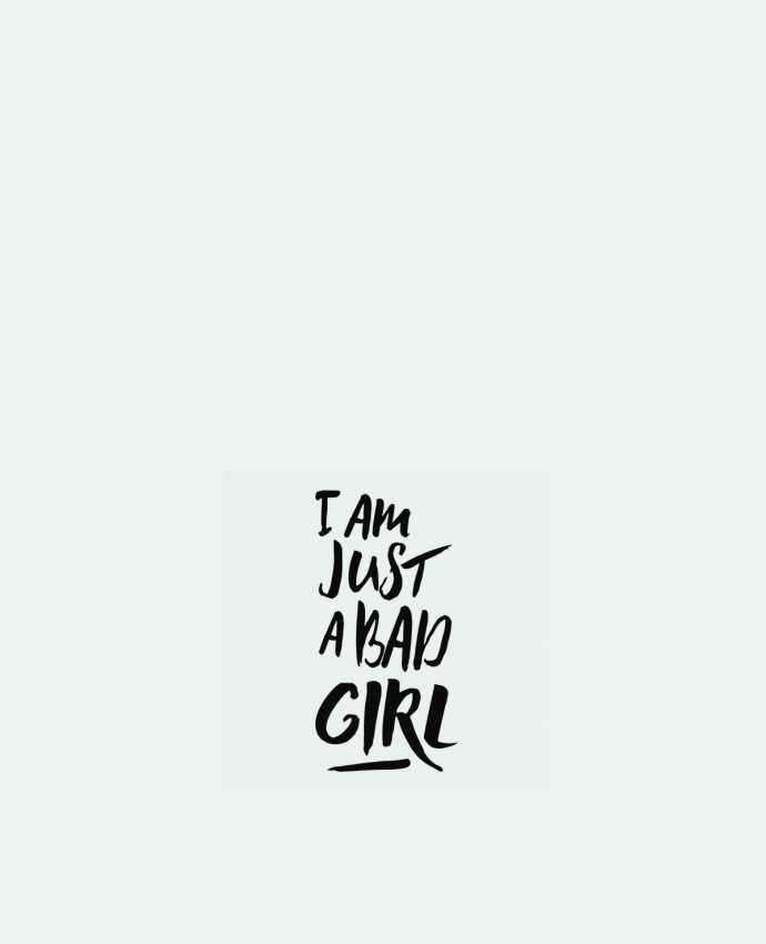 Tote Bag cotton I am just a bad girl by tunetoo