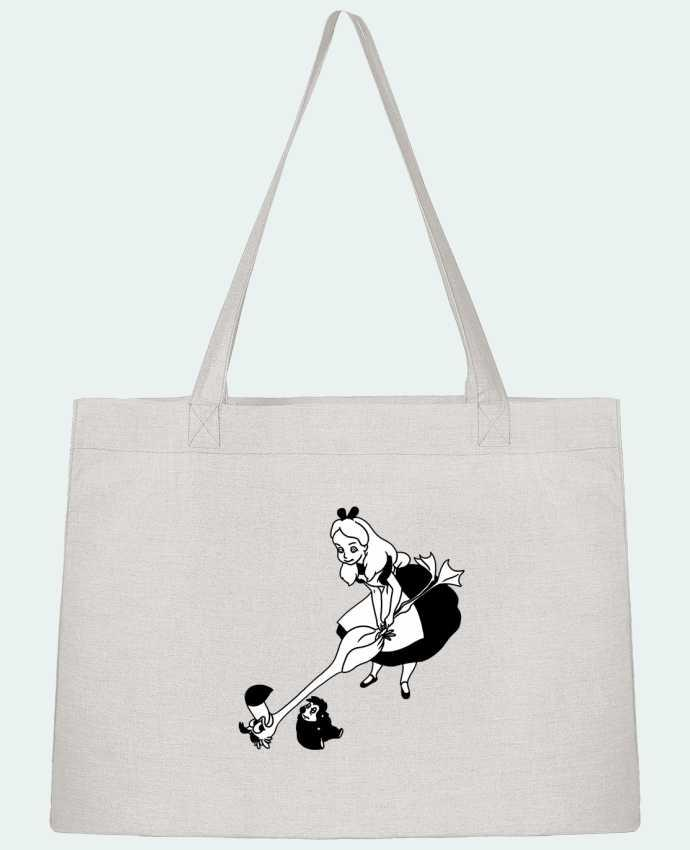 Shopping tote bag Stanley Stella Alice by tattooanshort
