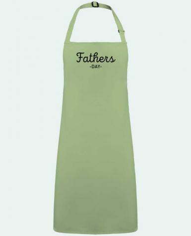 Apron no Pocket Father's day by  tunetoo