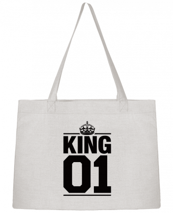 Shopping tote bag Stanley Stella King 01 by Freeyourshirt.com