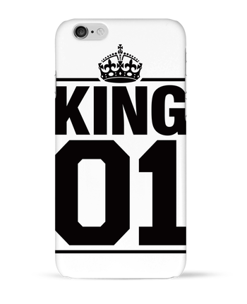 Case 3D iPhone 6 King 01 by Freeyourshirt.com