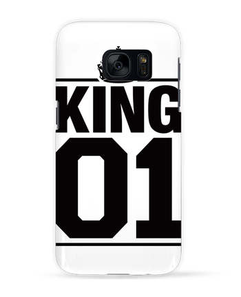 Case 3D Samsung Galaxy S7 King 01 by Freeyourshirt.com