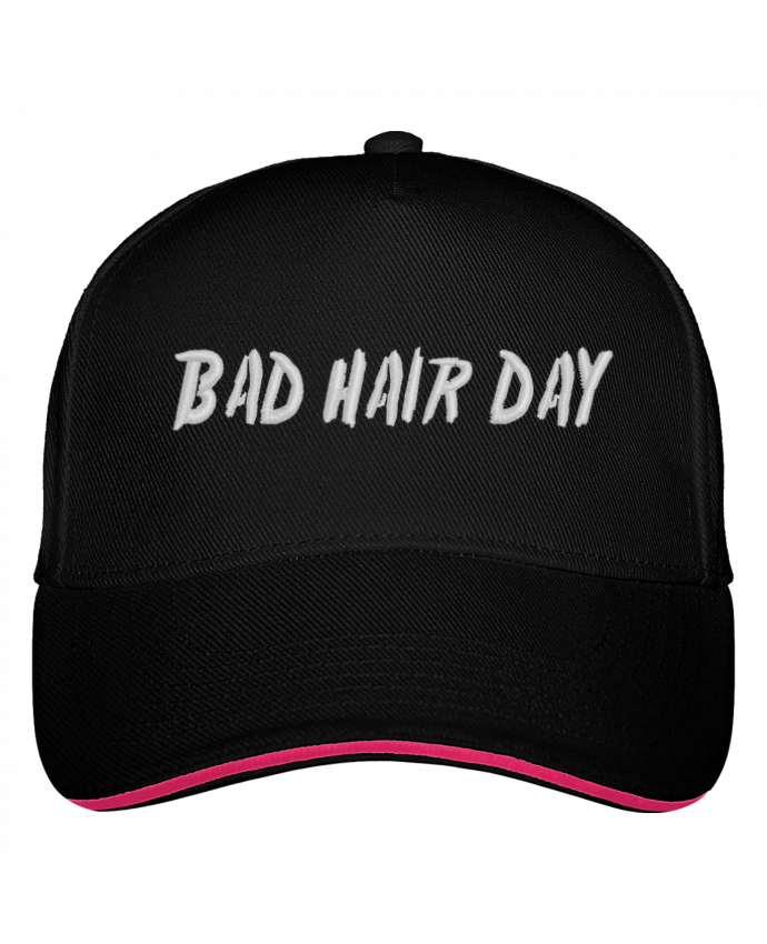 5 Panel Cap Ultimate 5 panneaux Ultimate Bad hair day by tunetoo
