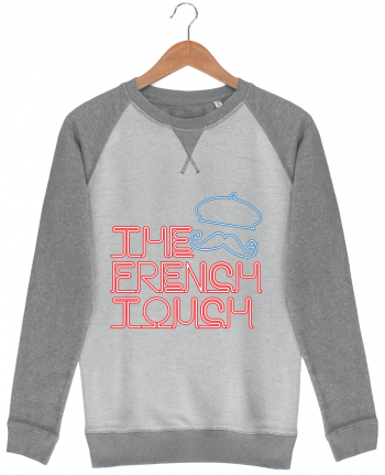 Sweat French Terry The French Touch by Freeyourshirt.com