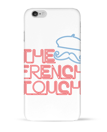 Case 3D iPhone 6 The French Touch by Freeyourshirt.com