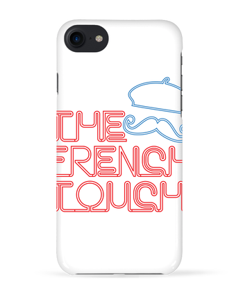 Case 3D iPhone 7 The French Touch de Freeyourshirt.com