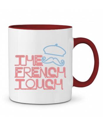 Two-tone Ceramic Mug The French Touch Freeyourshirt.com