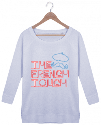 Sweatshirt Women 3/4 sleeve Stella Amazes Tencel The French Touch by Freeyourshirt.com