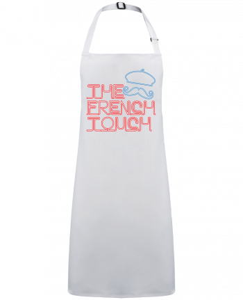 Apron no Pocket The French Touch by  Freeyourshirt.com
