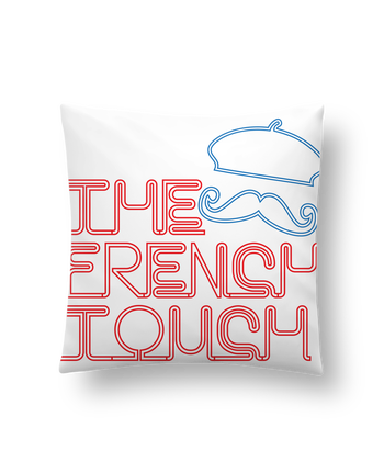 Cushion synthetic soft 45 x 45 cm The French Touch by Freeyourshirt.com