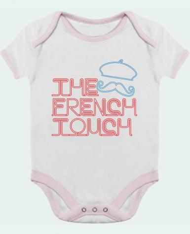 Baby Body Contrast The French Touch by Freeyourshirt.com