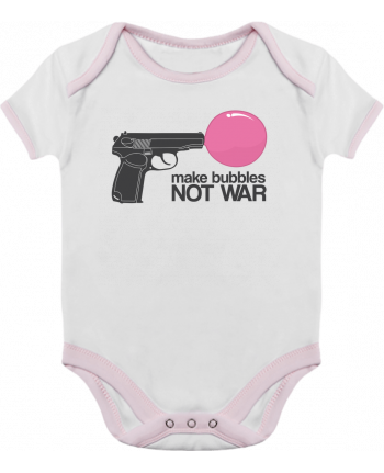 Baby Body Contrast Make bubbles NOT WAR by justsayin