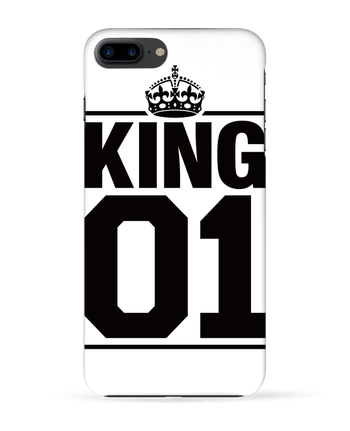 Case 3D iPhone 7+ King 01 by Freeyourshirt.com
