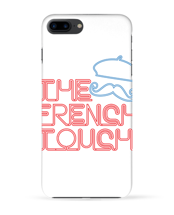 Case 3D iPhone 7+ The French Touch by Freeyourshirt.com