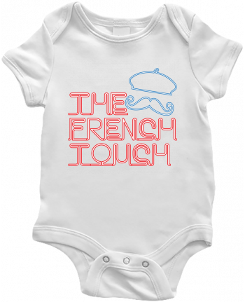 Baby Body The French Touch by Freeyourshirt.com