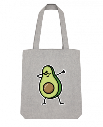 Tote Bag Stanley Stella Avocado dab by LaundryFactory