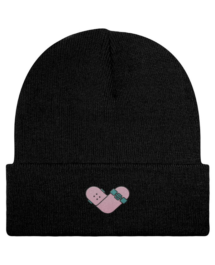 Reversible Beanie Coeur skate by tunetoo