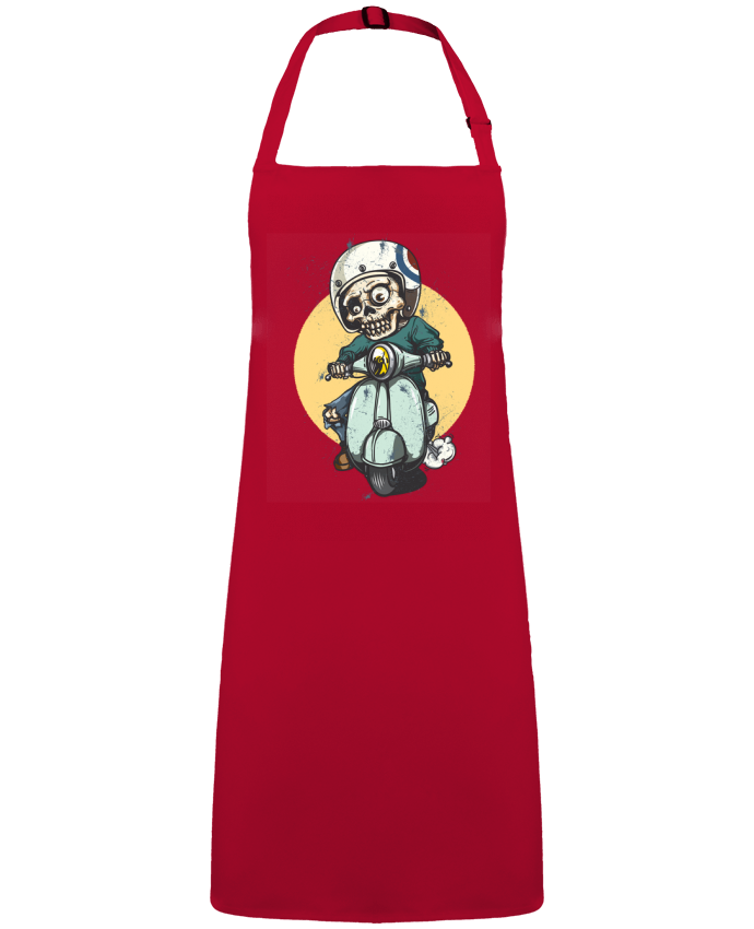 Apron no Pocket art design by  omgraphiste
