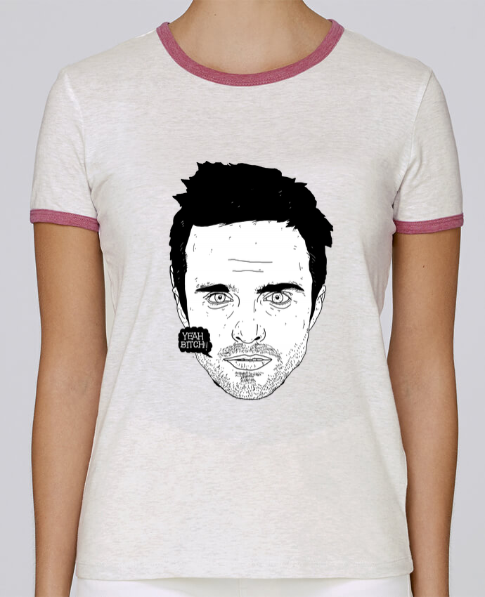 T-shirt Women Stella Returns Jesse Pinkman pour femme by Nick cocozza