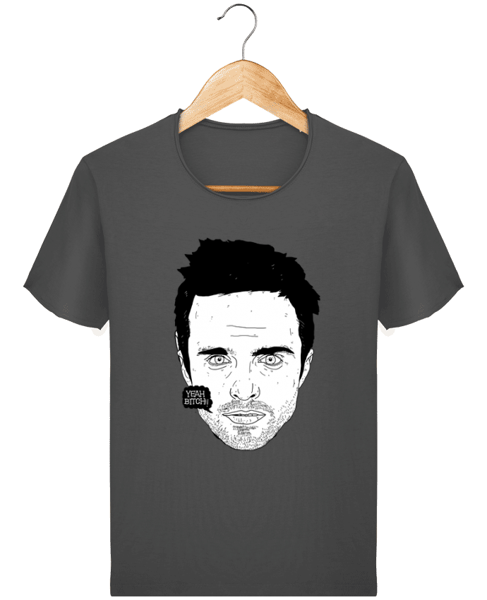 T-shirt Men Stanley Imagines Vintage Jesse Pinkman by Nick cocozza