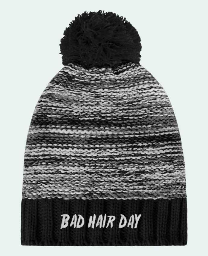 Bobble Hat Slalom boarder Bad hair day by tunetoo