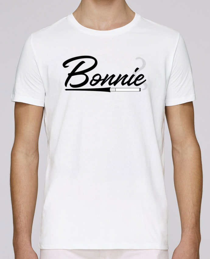 T-shirt crew neck Stanley leads Bonnie by tunetoo