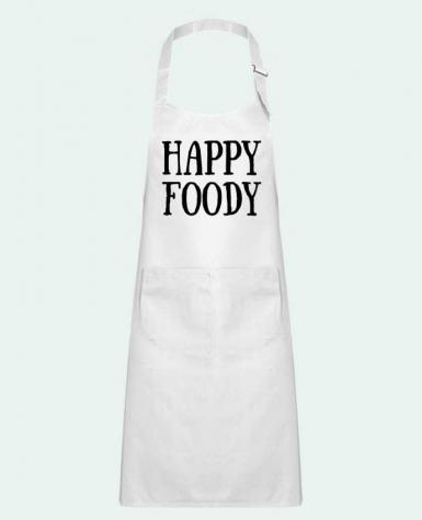 Kids chef pocket apron Happy Foody by tunetoo