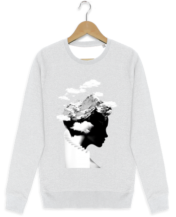 Sweat-shirt Stanley stella modèle seeks It's a cloudy day by robertfarkas