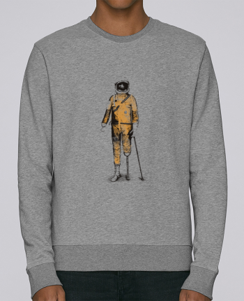 sweatshirt crew neck Stella Seeks Astropirate by Florent Bodart