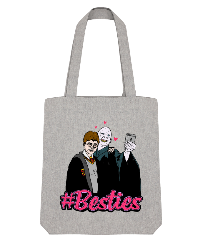 Tote Bag Stanley Stella Besties by Nick cocozza