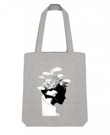 Tote Bag Stanley Stella It's a cloudy day by robertfarkas