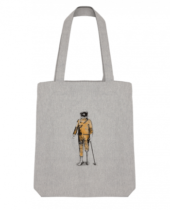 Tote Bag Stanley Stella Astropirate by Florent Bodart