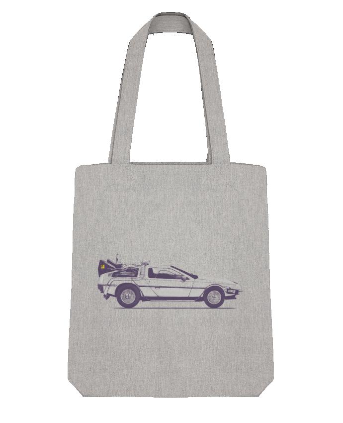 Tote Bag Stanley Stella Dolorean by Florent Bodart