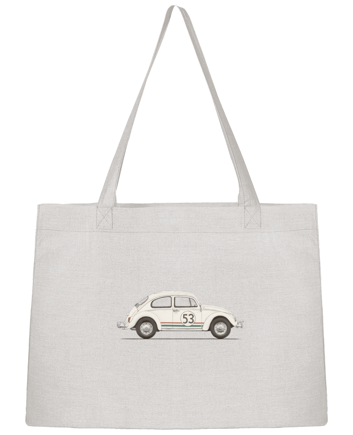 Shopping tote bag Stanley Stella Beetle by Florent Bodart