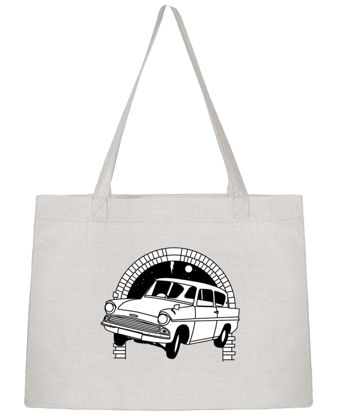 Shopping tote bag Stanley Stella Direction neuf trois quart ! by tattooanshort