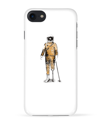 Case 3D iPhone 7 Astropirate de Florent Bodart
