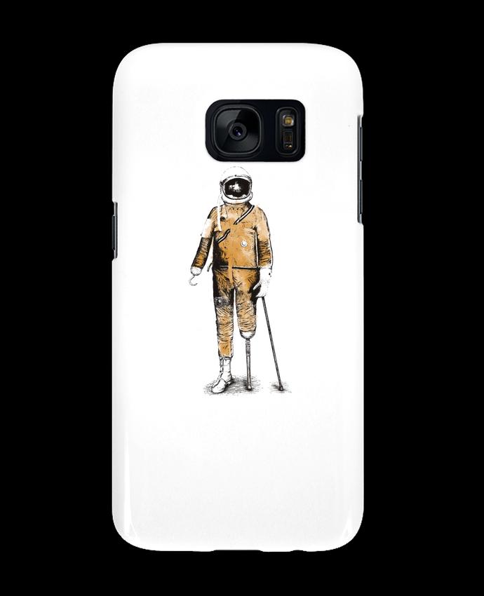 Case 3D Samsung Galaxy S7 Astropirate by Florent Bodart