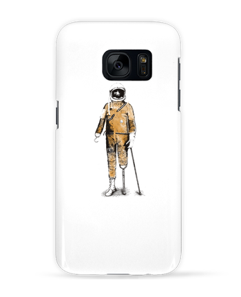 Case 3D Samsung Galaxy S7 Astropirate by Florent Bodart